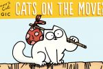 Simon's Cat Logic - Cats on the Move!