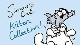 Simon's Cat Kitten Compilation