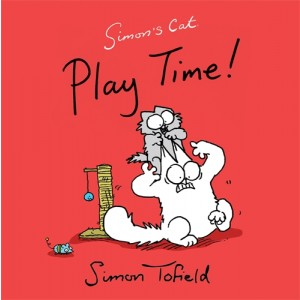 Simon's Cat: Play Time! book cover