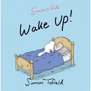 Simon's Cat: Wake Up! book cover