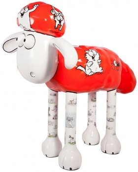Aardman's Shaun In The City - Simon's Cat Mittens