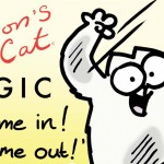 Simon's Cat Logic – Let Me In, Let Me Out!
