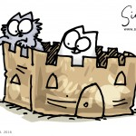 Simon's Cat Logic – Why Do Cats Love Boxes?!