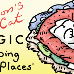 Simon's Cat Logic – Why Do Cats Sleep in Unusual Places?!
